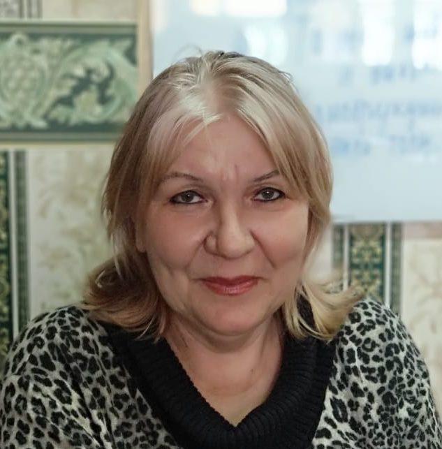 Толстых  Татьяна Юрьевна